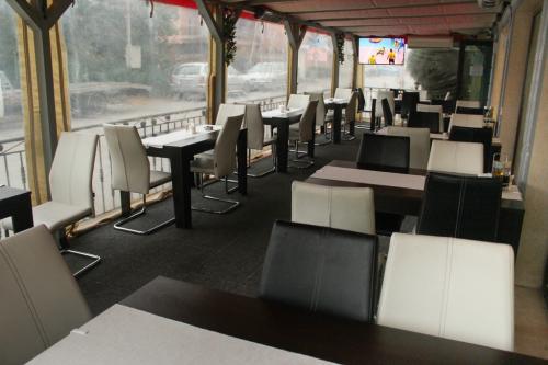 Ресторант - Градина Пушачи